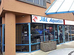 Aquarium Supplies and Equipment in Burnaby, BC, Canada